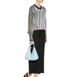 NWT Acne Studios Nellia Cotton-Blend Sweatshirt